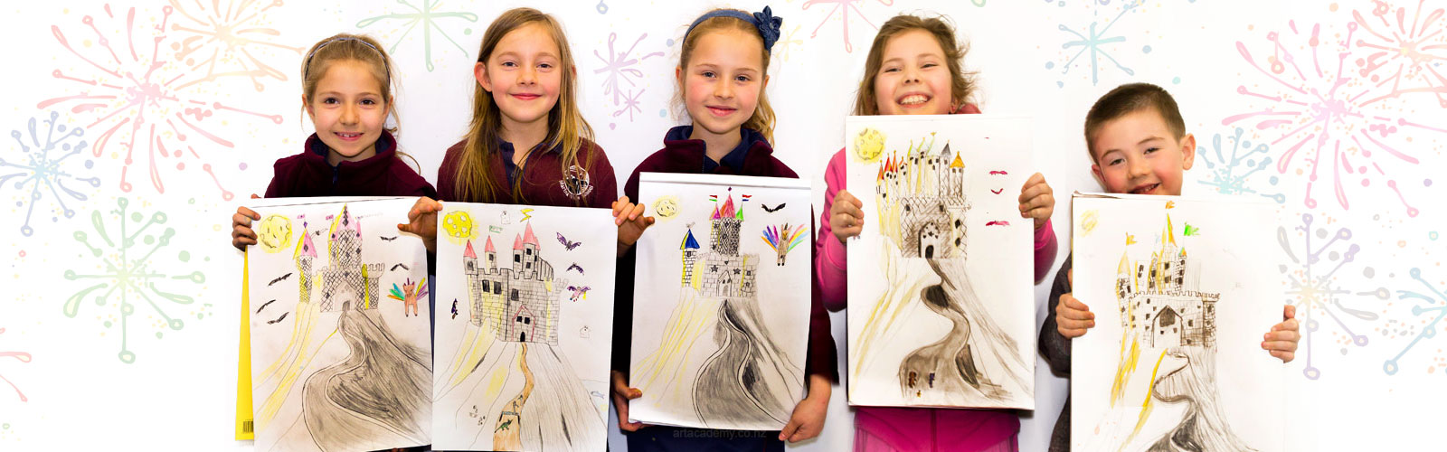 NZ-Art-Academy-Kids-Art-Clasess-Castle
