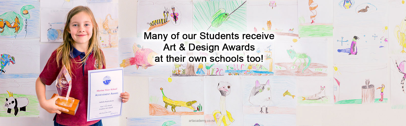 NZ-Art-Academy-Kids-Art-Show