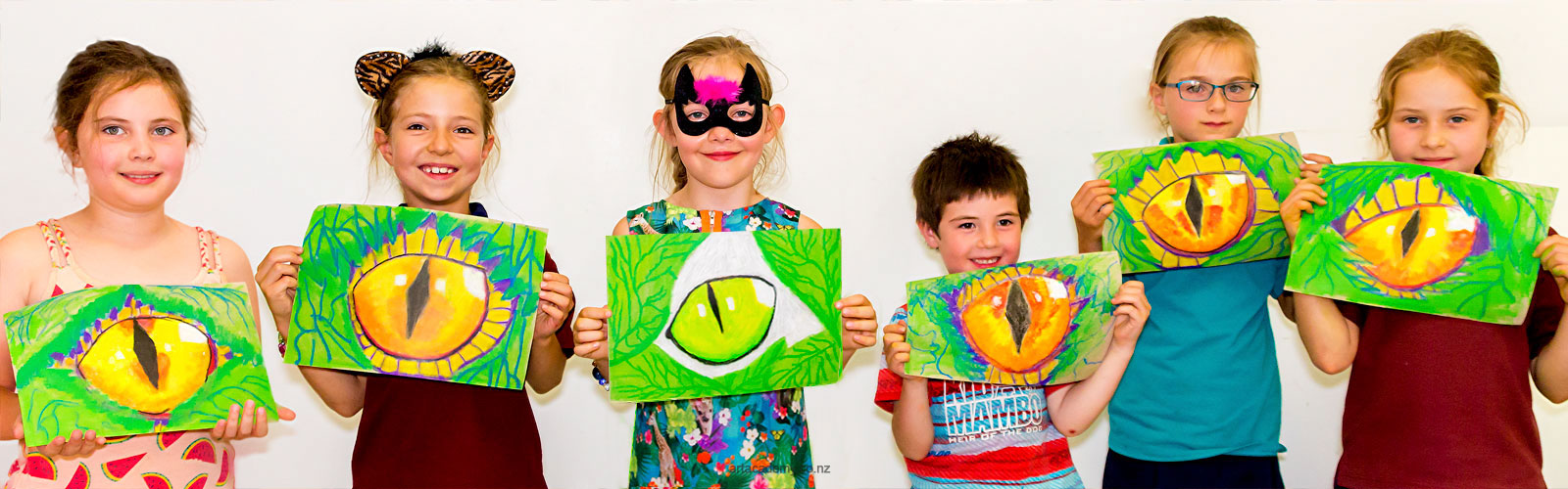 Realisticus-Children-Art-Classes-Dragon-Eye